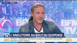 """Emmanuel Petit s'avoue """"déçu du coaching de Southgate"""""""