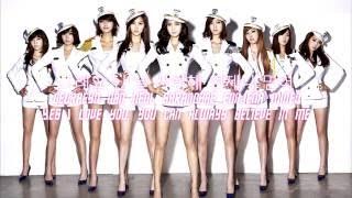 Girls' Generation | SNSD | 소녀시대 - Genie (Tell Me Your Wish) (color coded lyrics | eng sub)
