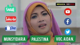 MUNSYIDARIA   DAMAILAH PALESTINA [OFFICIAL VIDEO HD 1080]