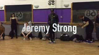 Bryson Tiller - Overtime - Jeremy Strong Choreo