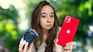iPhone 11 VS G7X Mark II Are Phone Cameras Replacing Point & Shoots?