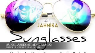 SUNGLASSES (REMIX) - BRUCK UP + SHAGGY FEAT. JAHMIKA [AUDIO]