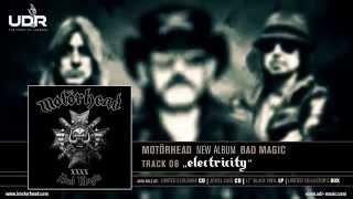 Motörhead - Electricity (Bad Magic 2015)