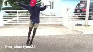 DJ Flex ~ Eggplant Afrobeat (Feat. AStar & EDouble) DANCE VIDEO @mr_shawtyme32