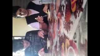 Carlinhos e Alex - disputa comer pimenta