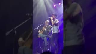 Antonio José y Antonio Orozco - Pedacitos de ti (Concierto de BCN)