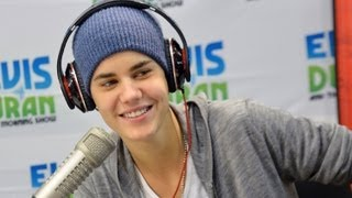 Justin Bieber Fight with Radio DJ!