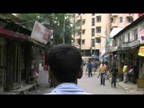 アキーラさん市内散策38!バングラデシュ・ダッカ!Dahka,Bangladesh
