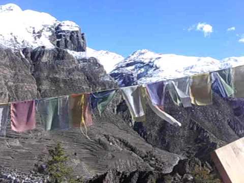 Martin in Nepal – Ausflug zum Annapurna View Point