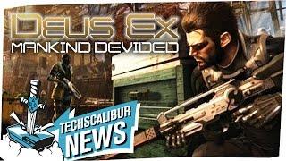 Erste Bilder zu DEUS EX: MANKIND DIVIDED - TECHSCALIBUR NEWS