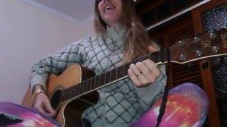 Soube que me amava - Aline Barros (Cover Paula Fernandes)