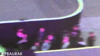 [FANCAM]  130316 Korean Music Wave BKK - Exo during sister Alone (Chanyeol & Kai dance)