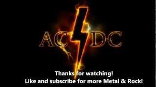 AC/DC-Highway to hell with Lyrics [HD]