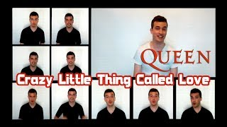 Queen - Crazy Little Thing Called Love (A Capella Cover)