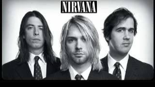 Nirvana - About A Girl (lyrics)