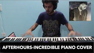 Afterhours - TroyBoi feat. Diplo & Nina Sky (PIANO COVER)