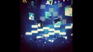 Radiohead - Cut A Hole (NEW SONG, live, HQ)