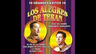 Los Alegres De Teran - Al Pie De La Tumba