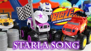 Blaze and the Monster Machines Starla Song
