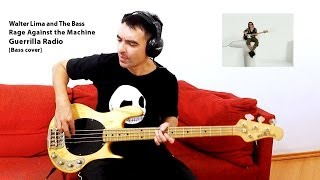 Rage Against the Machine - Guerrilla Radio [Bass cover]