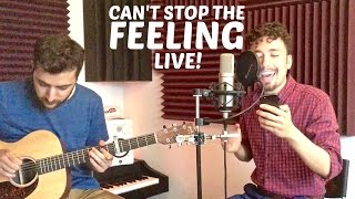 JUSTIN TIMBERLAKE - CAN'T STOP THE FEELING! | Michele Grandinetti LIVE Cover