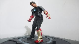 Iron Man Suit Up - Stop Motion