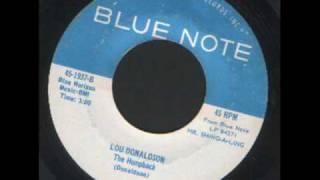 Lou Donaldson - The Humpback - Blue Note Mod Jazz