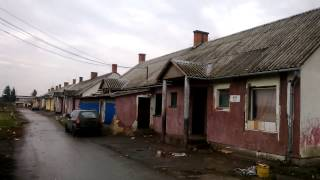 Kiskundorozsma Árpa utca, a valóra vált gypsyland.