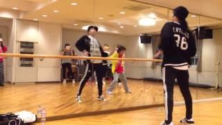 cover dance 【jun quemado choreography 'Forbidden Fruit' Ne-Yo】 @Boo(hiroki kokubu)