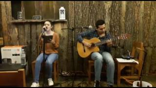 Tuyo - narcos theme song cover - rodrigo amarante - kathia y alexis