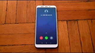 XIAOMI Redmi 5 Plus incoming call ringtone