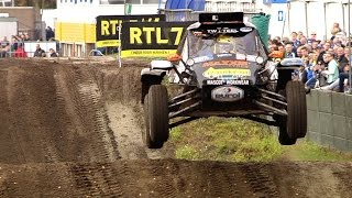 Dakar 2016 action preview and buggy explained by Tim and Tom Coronel, Maxxis Dakar Team
