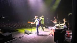 LIKE-IT - Love story (turné Rockfield 2015 kapely Chinaski)