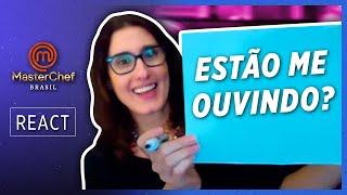 MASTERCHEF BRASIL REACT: AS LIVES MAIS FAMOSAS DO BRASIL!