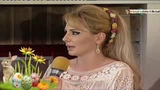 IRINUCA LOGHIN DESPRE CE MANANCA IRINA LOGHIN DE PASTE - 17.04.2017