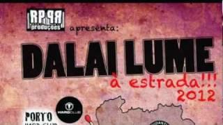 DALAI LUME - À Estrada 2012 (Digressão Fevereiro/Março 2012) - Cartaz