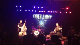 Tiger Army F.T.W. Live at the Marquee Theater Tempe Az 2017