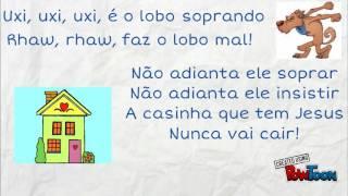 Balança Casinha - Aline Barros