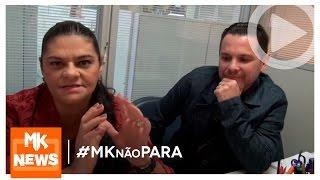 Léa Mendonça - Escolha de Repertório (#MKnãoPARA)