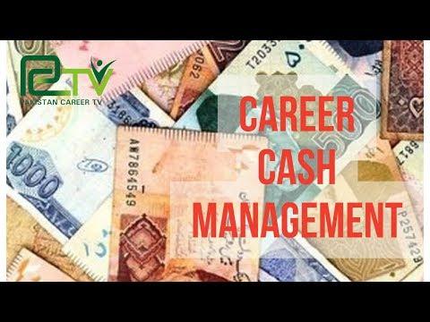 Career in Cash Management