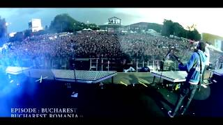 Linkin Park - A Place For My Head (live in Bucharest,Romania 2012)