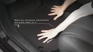 วิธีการติดตั้ง พรมรถยนต์