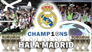 Himno de la Décima   Nuevo Himno del Real Madrid   'Hala Madrid y Nada Más'