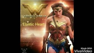 WONDER WOMAN [ Diana of Themiscira] - Elastic Heart