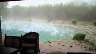 Tempestade de gelo (cenas fortes)