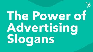 Power of Advertising Slogans