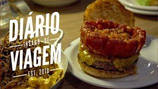 All In Burger - Diário Insano de Viagem