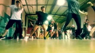 Davido - How Long feat. Tinashe - Una Genuino choreography - The Society