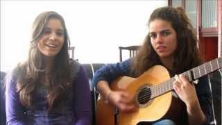 Safe and Sound cover - Ana Alcoforado e Mariana Biscaia