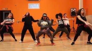Inu Dinurta Hip hop Swag Masterclass